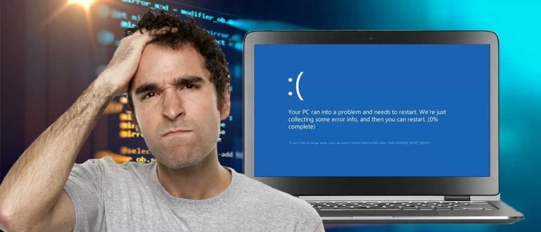 Cara Mengatasi Blue Screen Windows 10